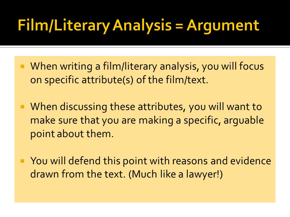 Know the film/book really well Identify the main themes – find the scenes/sections which are relevant – make lists/diagrams to help revision Organise your evidence Ask questions – why did the director/author use X/Y/Z.