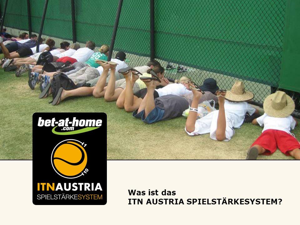 Was ist das ITN AUSTRIA SPIELSTÄRKESYSTEM