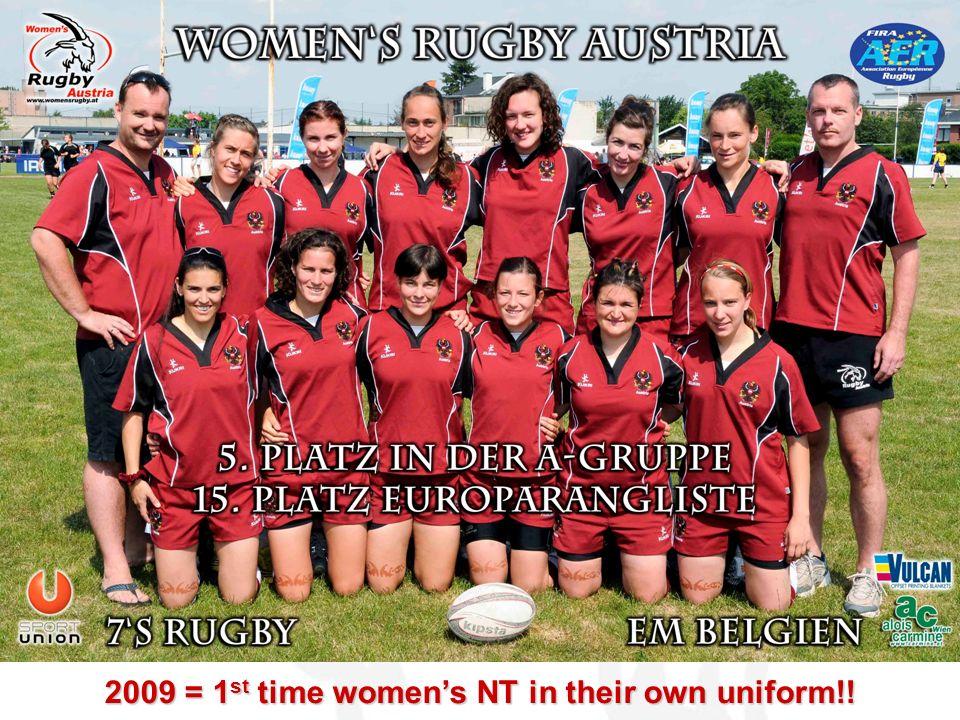 WOMENS RUGBY Honourble Mention Stephanie Wusche