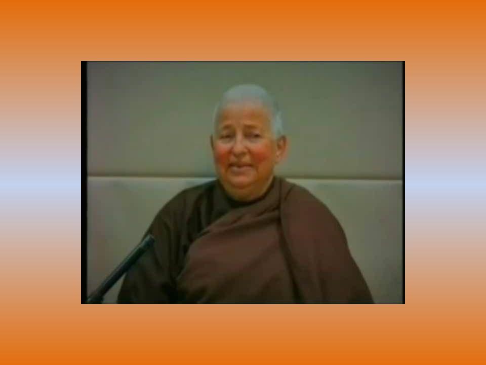 Die vier Ebenen des Glücks – Ayya Khema 1.Ebene Die Welt der Sinne 2.