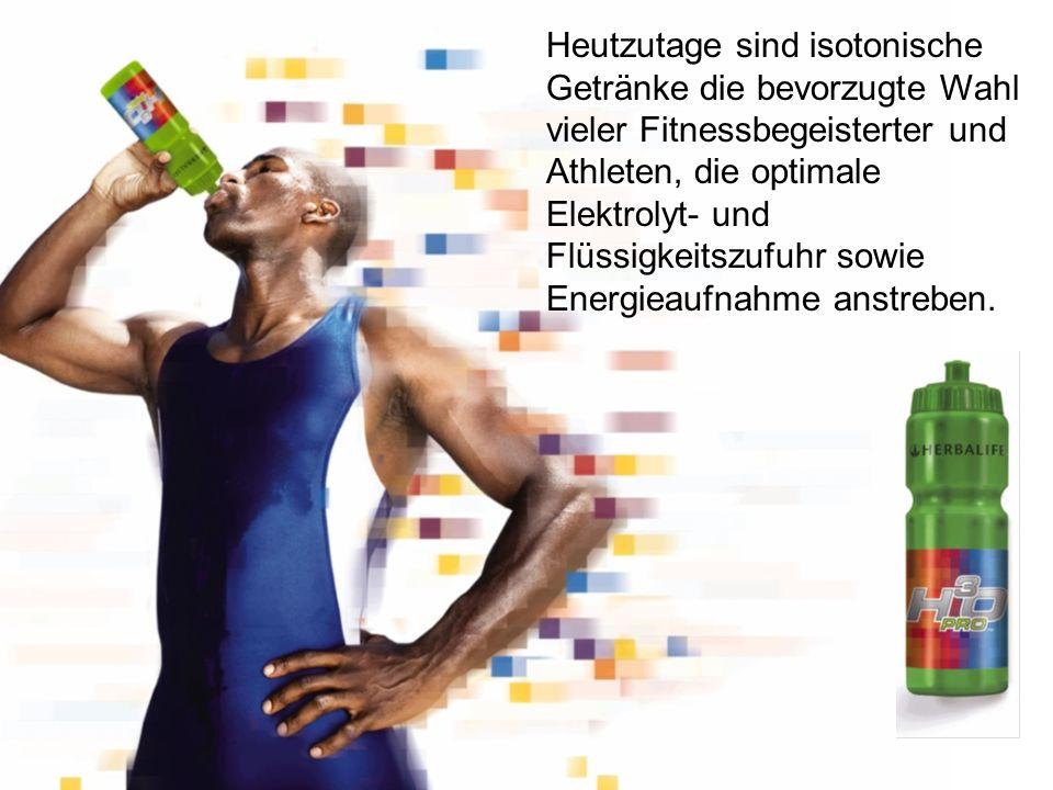Wer verliert – gewinnt! Heutzutage sind isotonische Getränke die bevorzugte Wahl vieler Fitnessbegeisterter und Athleten, die optimale Elektrolyt- und