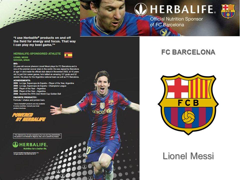 Wer verliert – gewinnt! FC BARCELONA Lionel Messi