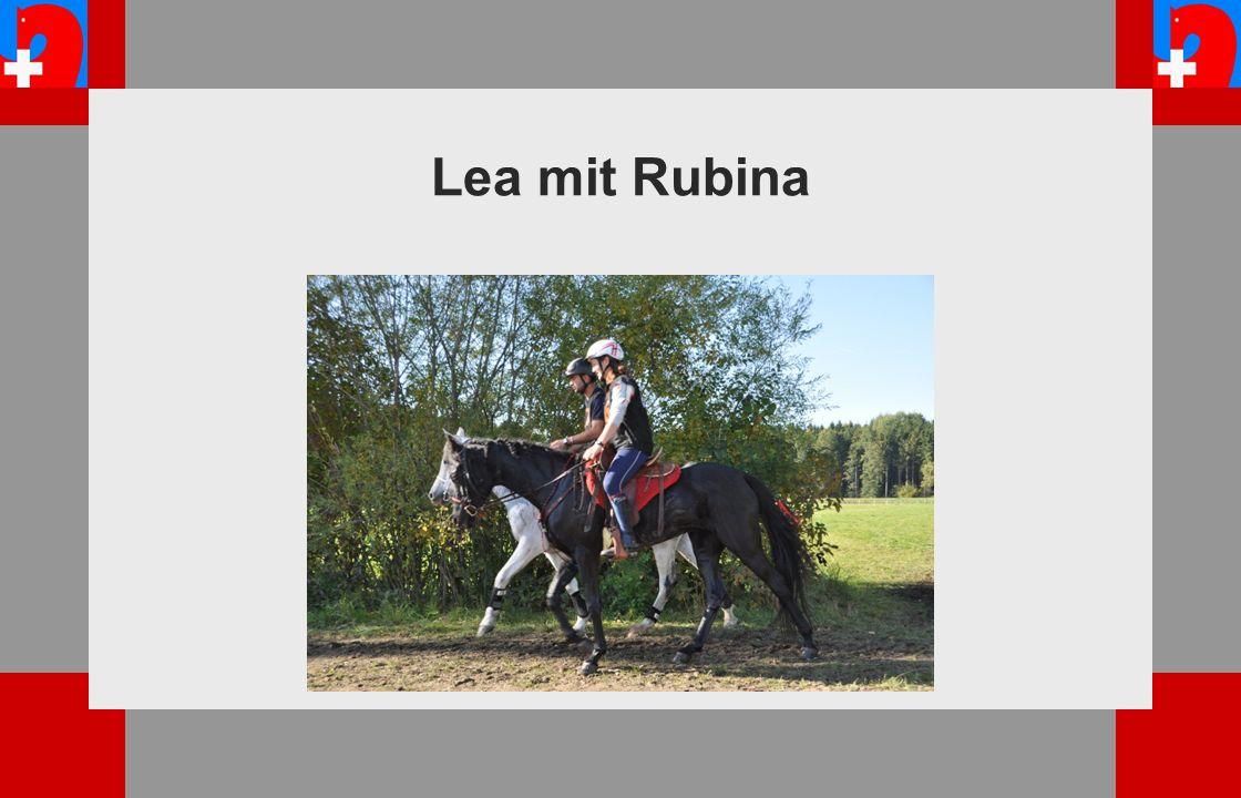 Lea mit Rubina