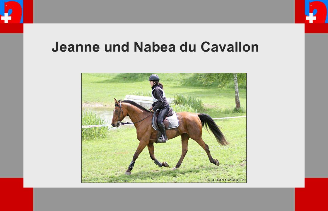 Jeanne und Nabea du Cavallon