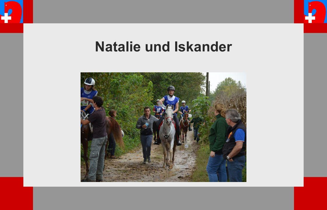 Natalie und Iskander