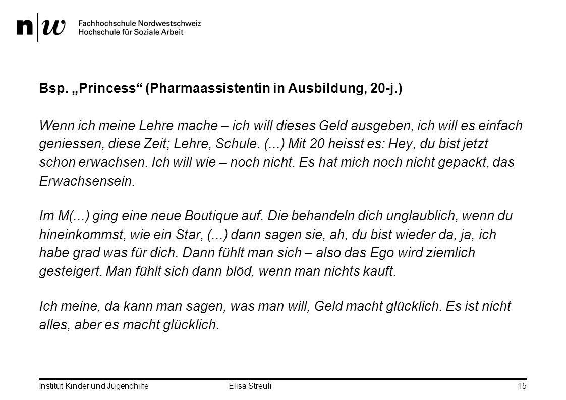 Institut Kinder und Jugendhilfe Elisa Streuli15 Bsp.