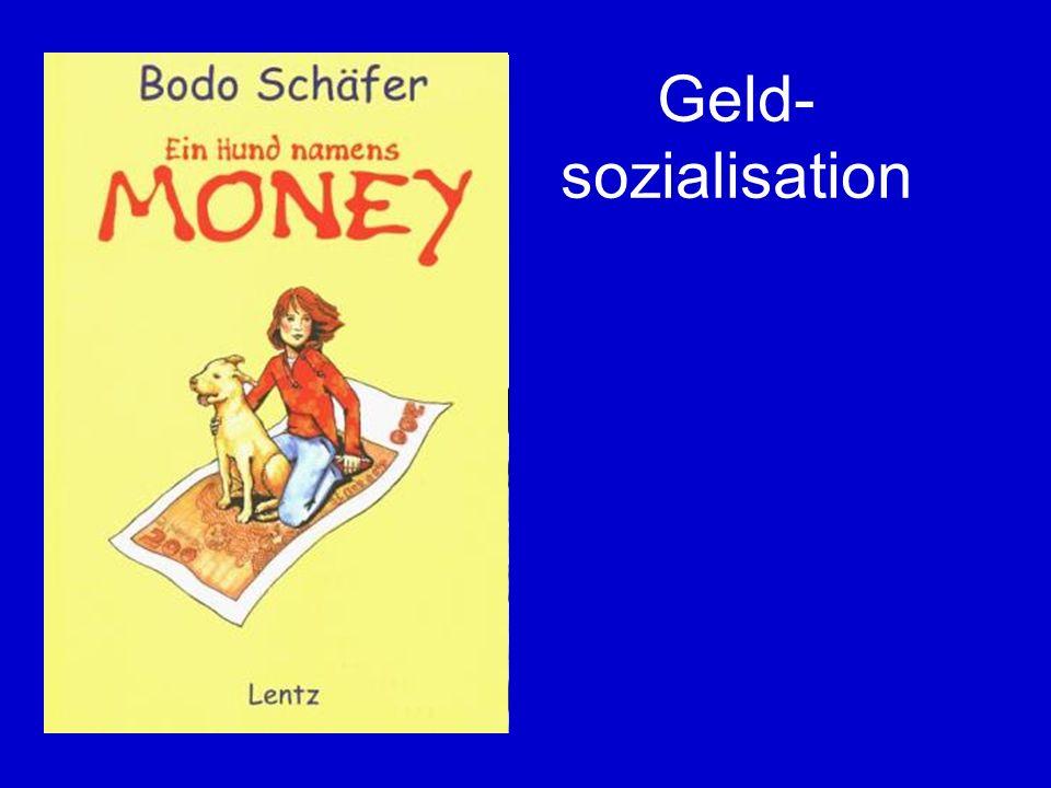 Geld- sozialisation