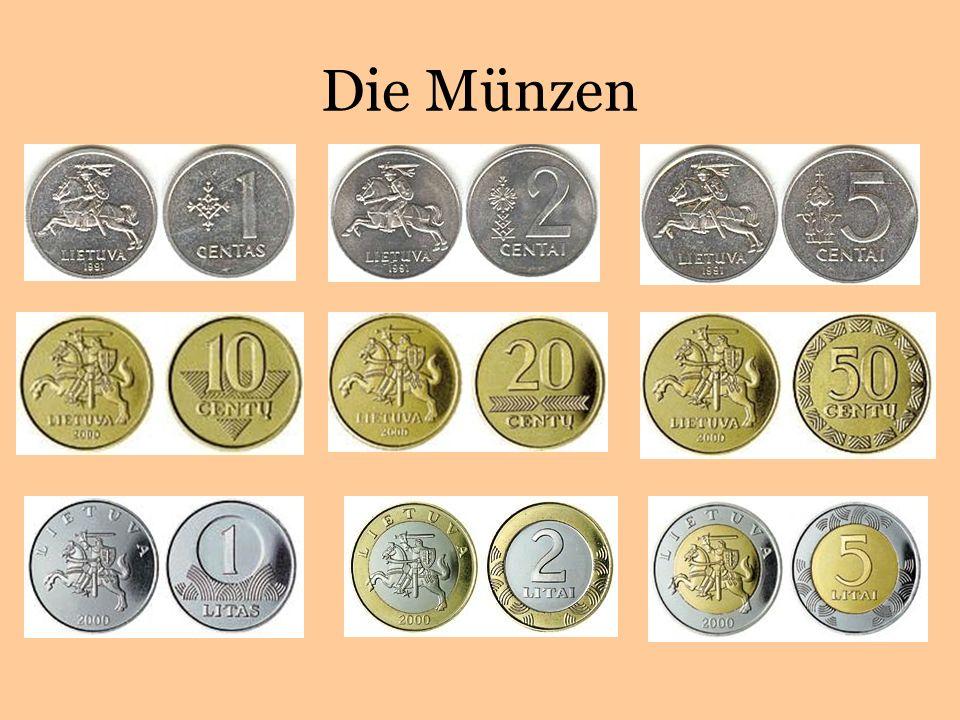 Die Münzen