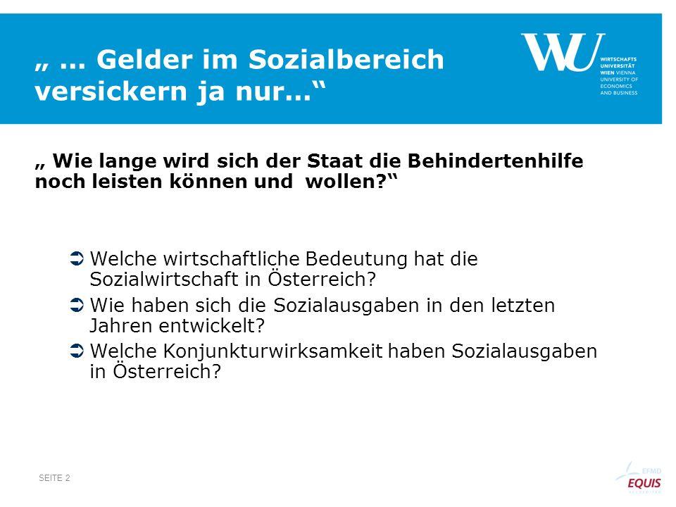 Finanzierung der Sozialausgaben Daten für 2008, Quelle: Statistik Austria 2010 -Hoher Anteil an Beitragsfinanzierung (in A, D, F, NL) -Beiträge der AG nehmen eher ab, die der AN nehmen eher zu