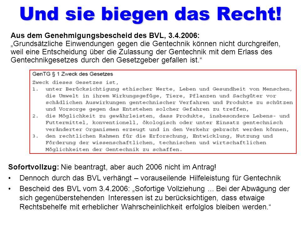 Lamme Braun- schweig Völkenrode Nr. 4, 5...: JKI, BVL & Co. Behörden und Bundesanstalten im Filz mit Konzernen, Lobbygruppen und ForscherInnen Sie kon