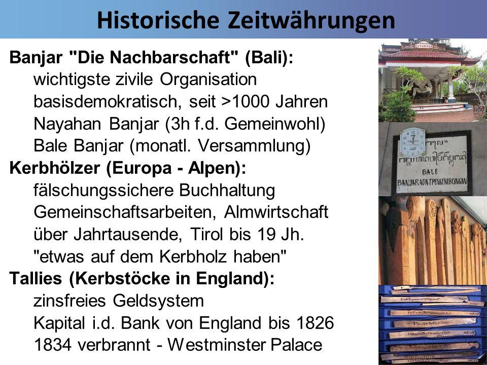 Historische Zeitwährungen Banjar