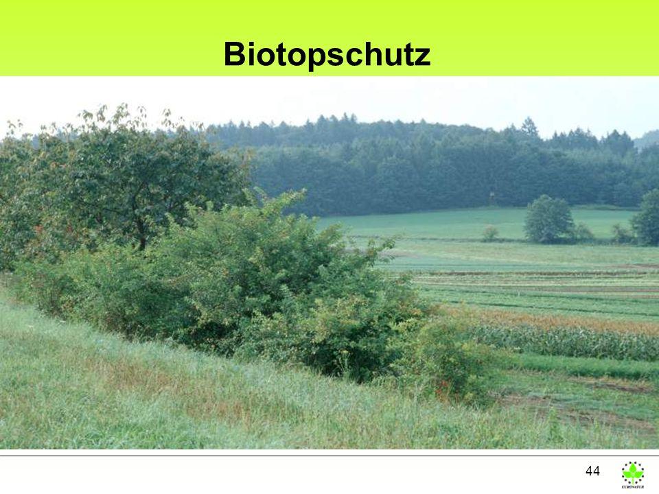 44 Biotopschutz
