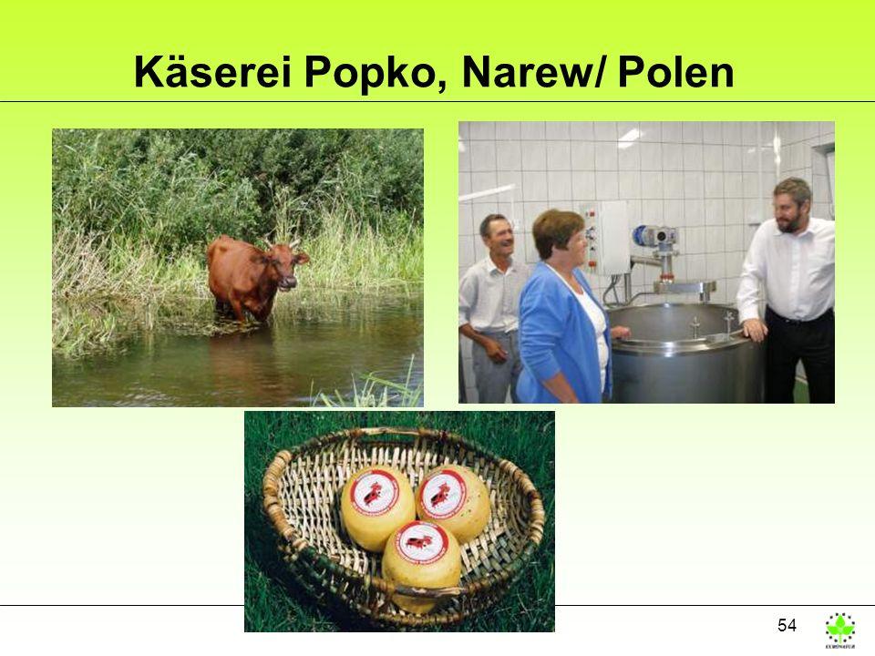54 Käserei Popko, Narew/ Polen
