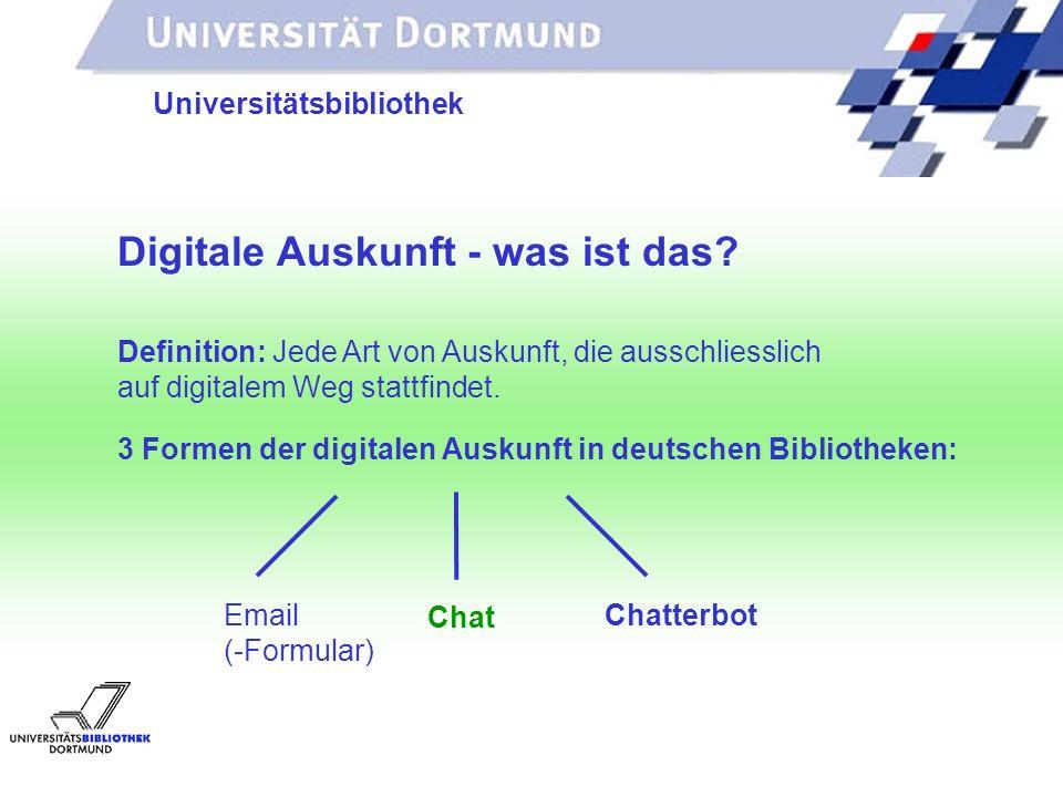 UNIVERSITÄTSBIBLIOTHEK Universitätsbibliothek 2. Idee Motive und Ziele