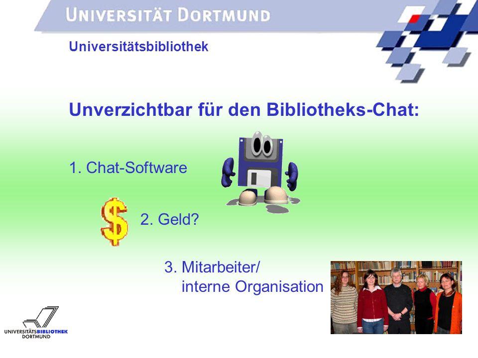 UNIVERSITÄTSBIBLIOTHEK Universitätsbibliothek Entwürfe der Informationsabteilung 1.