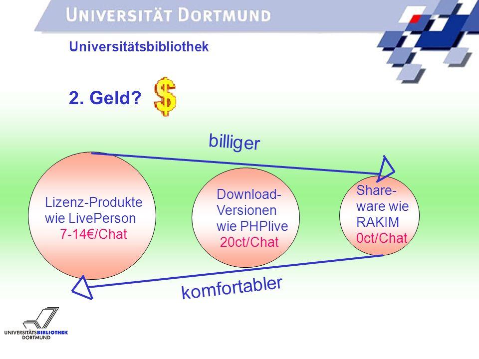 UNIVERSITÄTSBIBLIOTHEK Universitätsbibliothek 3.