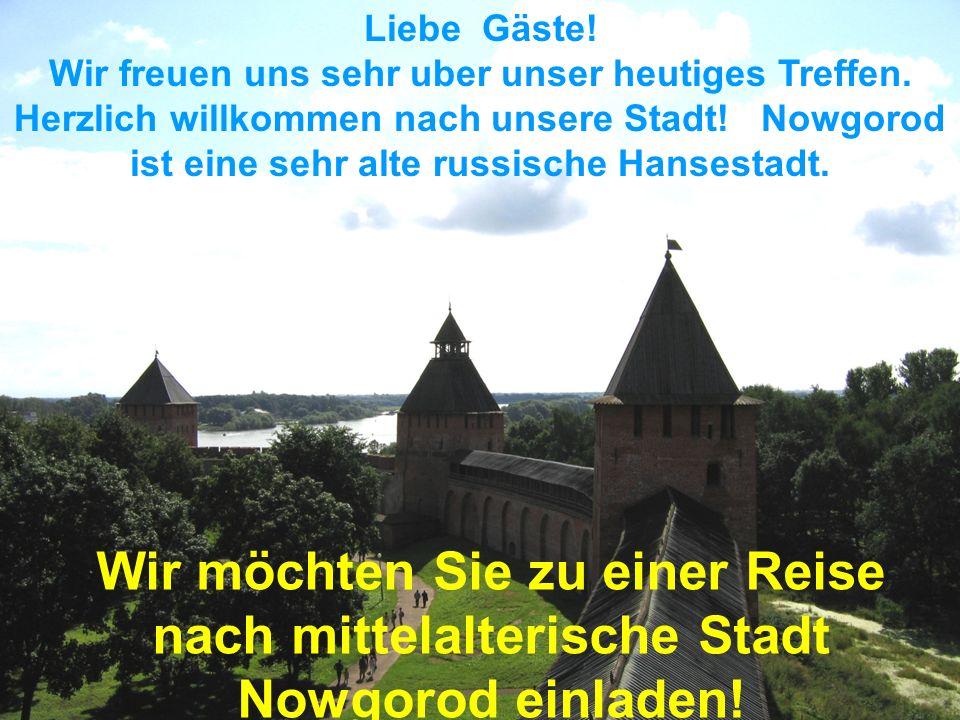 Finde die richtigen Gleichung und sage in welche deutsche Stadt fahren die Nowgoroder Kaufleute .