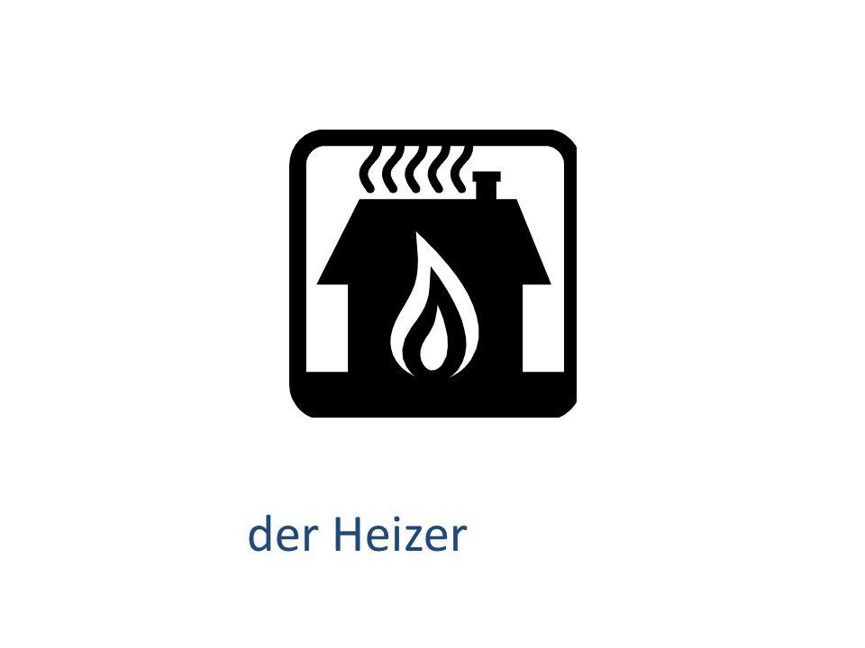 der Heizer