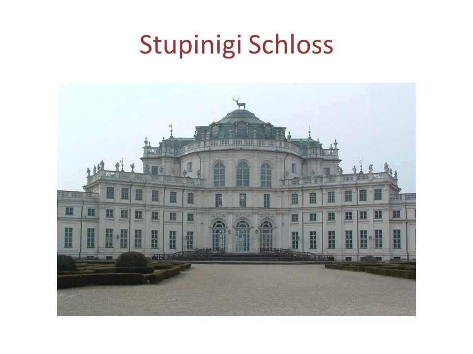 Stupinigi Schloss