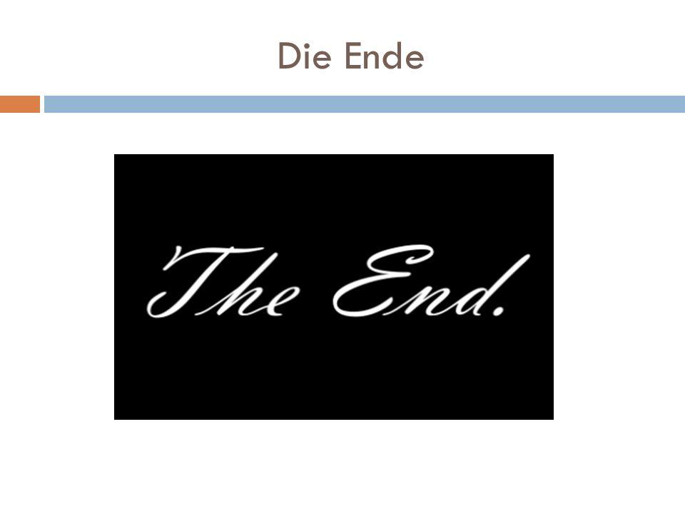 Die Ende