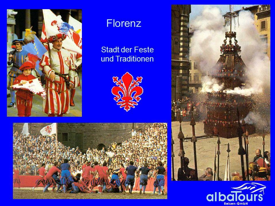 23 Florenz Stadt der Feste und Traditionen