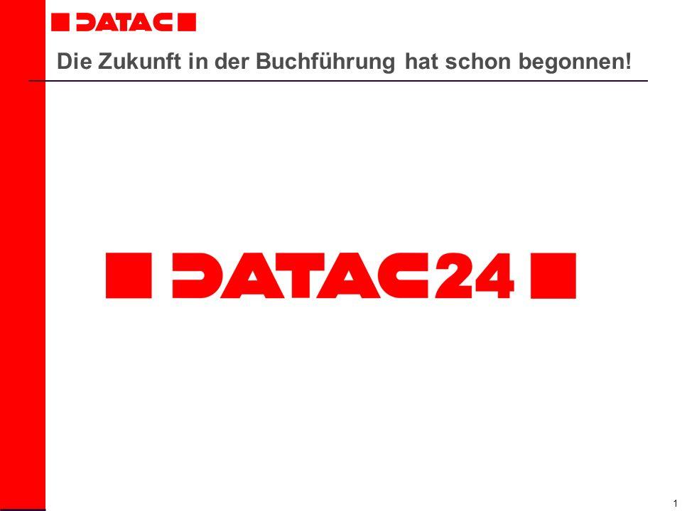 22 Komplettes digitales Archivierungssystem Ohne in ein teueres Archivierungssystem investieren zu müssen, haben Sie mit DATAC24 ein digitales Archivierungssystem.