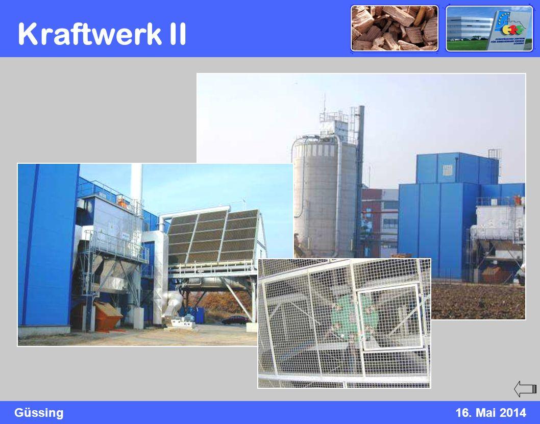 Güssing16. Mai 2014 Kraftwerk II