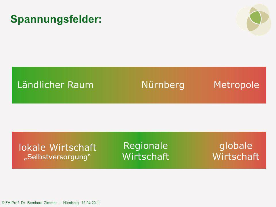 © FH-Prof. Dr. Bernhard Zimmer – Nürnberg, 15.04.2011 Der transportintensive Erdbeerjoghurt