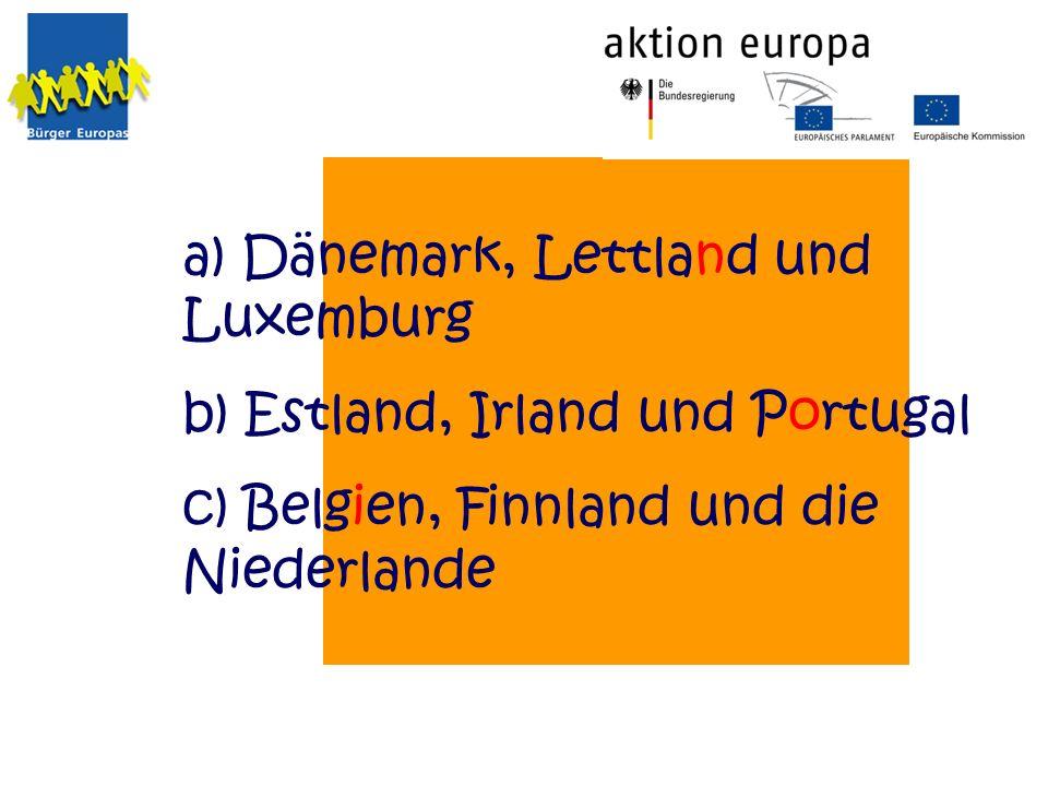 Wie viele offizielle Amtssprachen gibt es momentan in der Europäischen Union? 9.