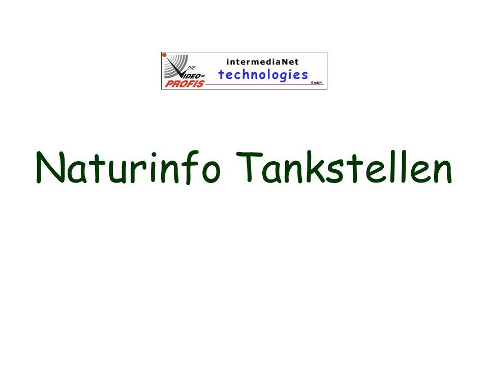 Naturinfo Tankstellen