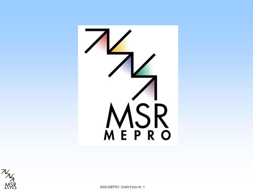 MSR-MEPRO Grafik Folie Nr. 1