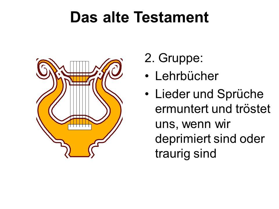 Das alte Testament 2.