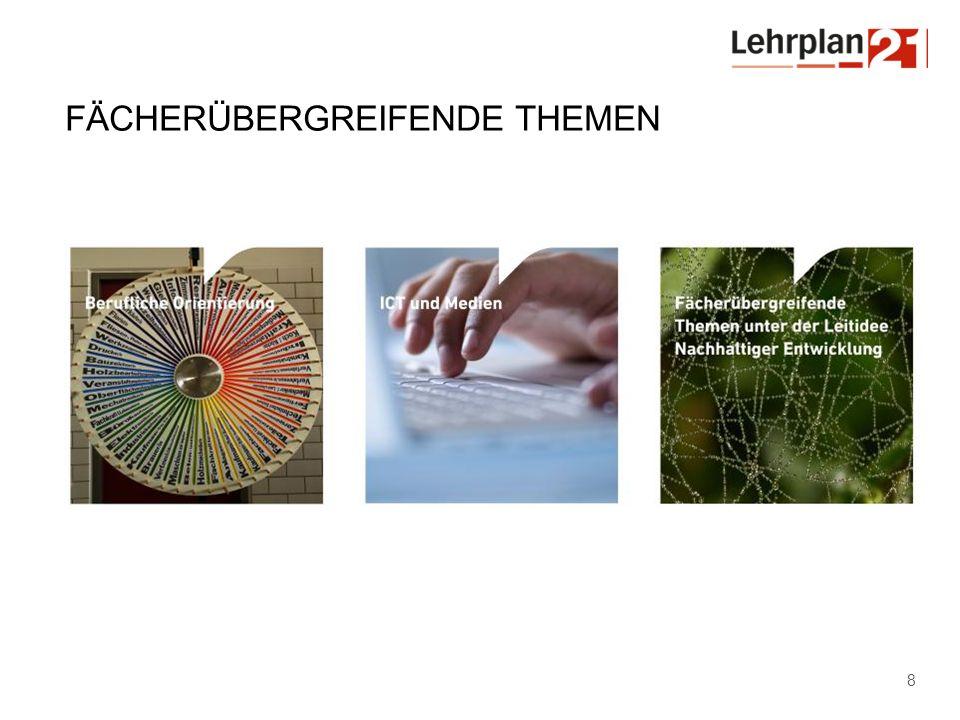 D-EDK | ANLASS | DATUM 8 FÄCHERÜBERGREIFENDE THEMEN