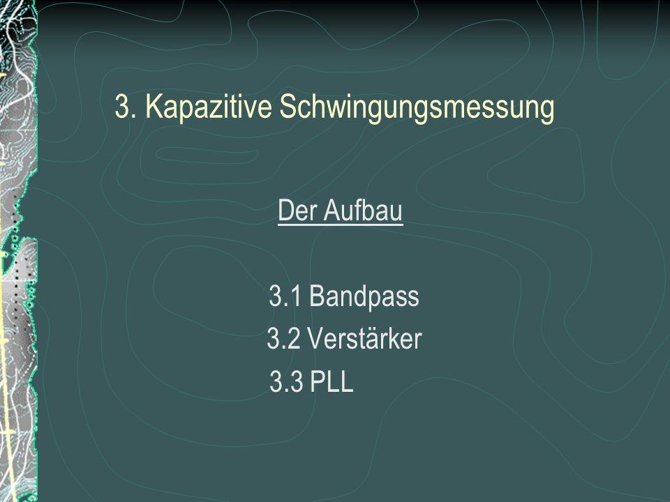 2. Optoelektronische Schwingungsmessung