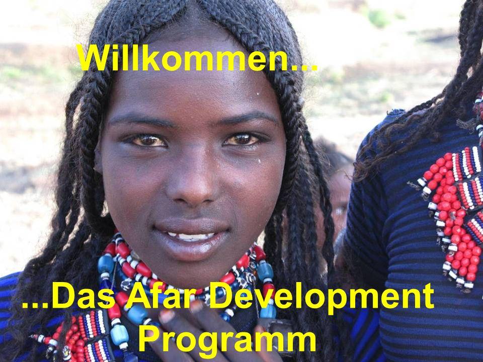 Willkommen......Das Afar Development Programm