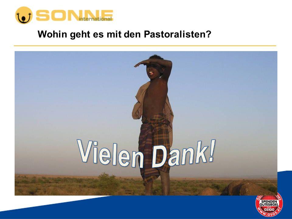 Wohin geht es mit den Pastoralisten?