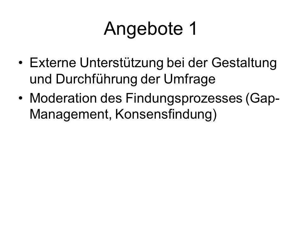 Leitfragen 2 Sind diese Leitsätze in den Betriebsalltag heruntergebrochen.