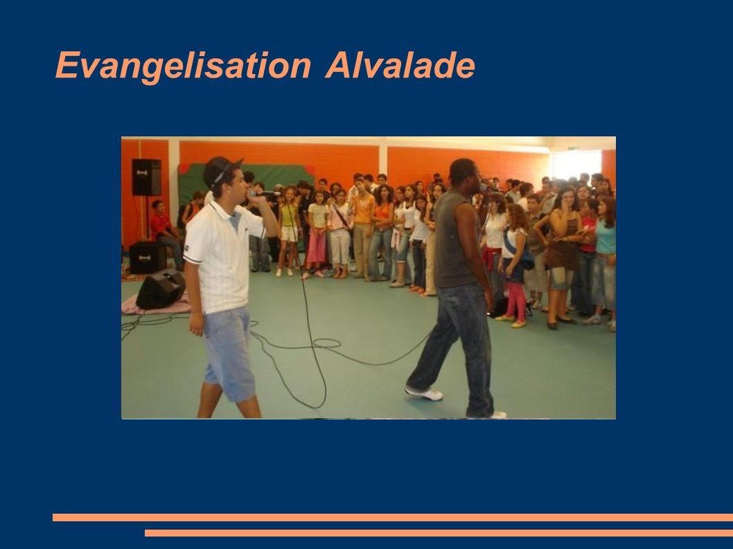 Evangelisation Serpa