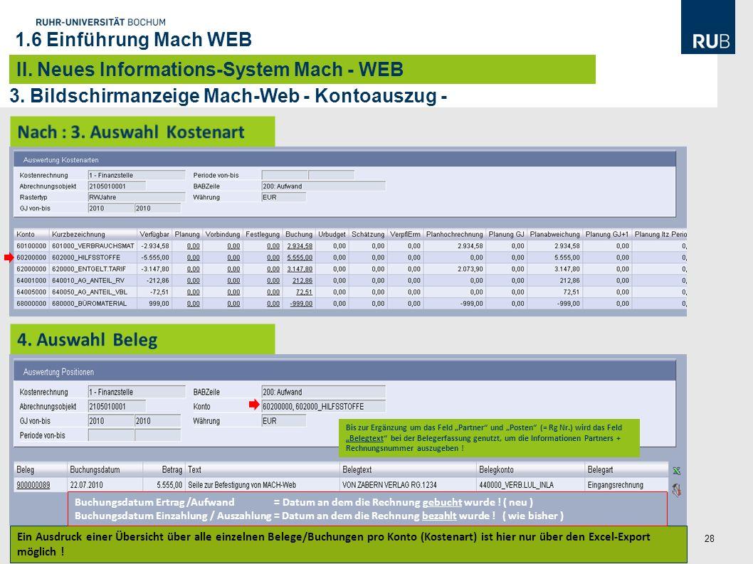 28 Projekt Doppik, A. Kaus / B. Nawroth| Informationen Zur Einführung der Doppik, Informationsveranstaltungen im Oktober/November 2010 3. Bildschirman
