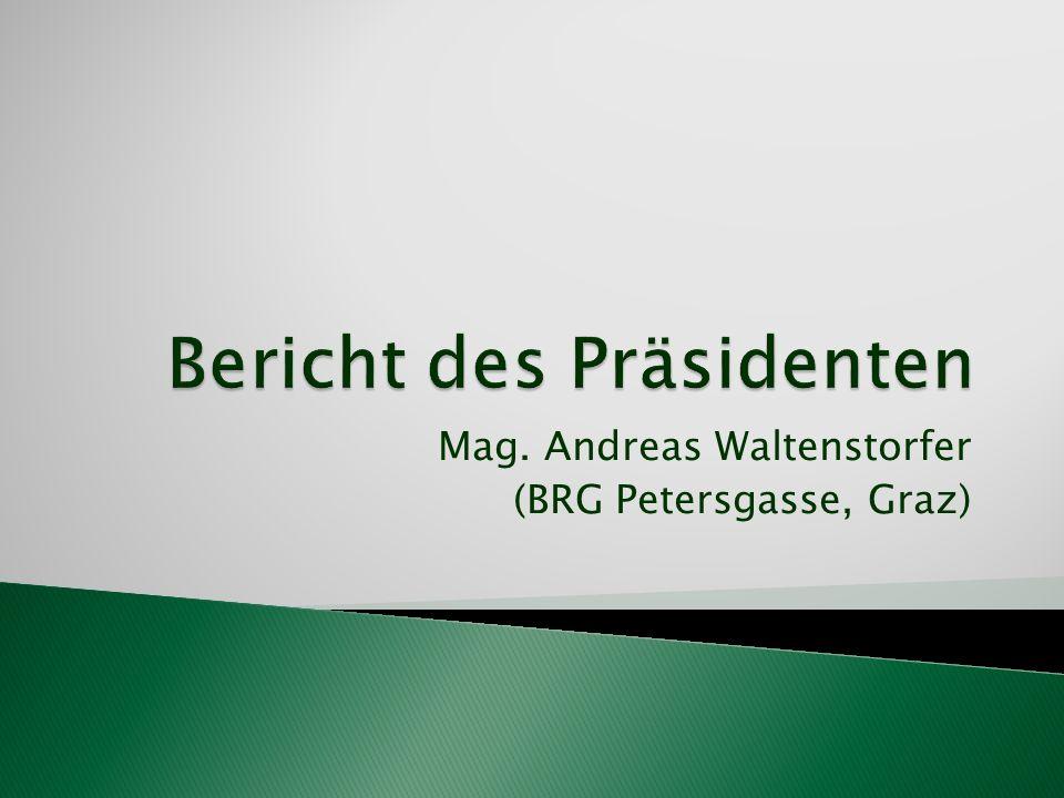 Mag. Andreas Waltenstorfer (BRG Petersgasse, Graz)