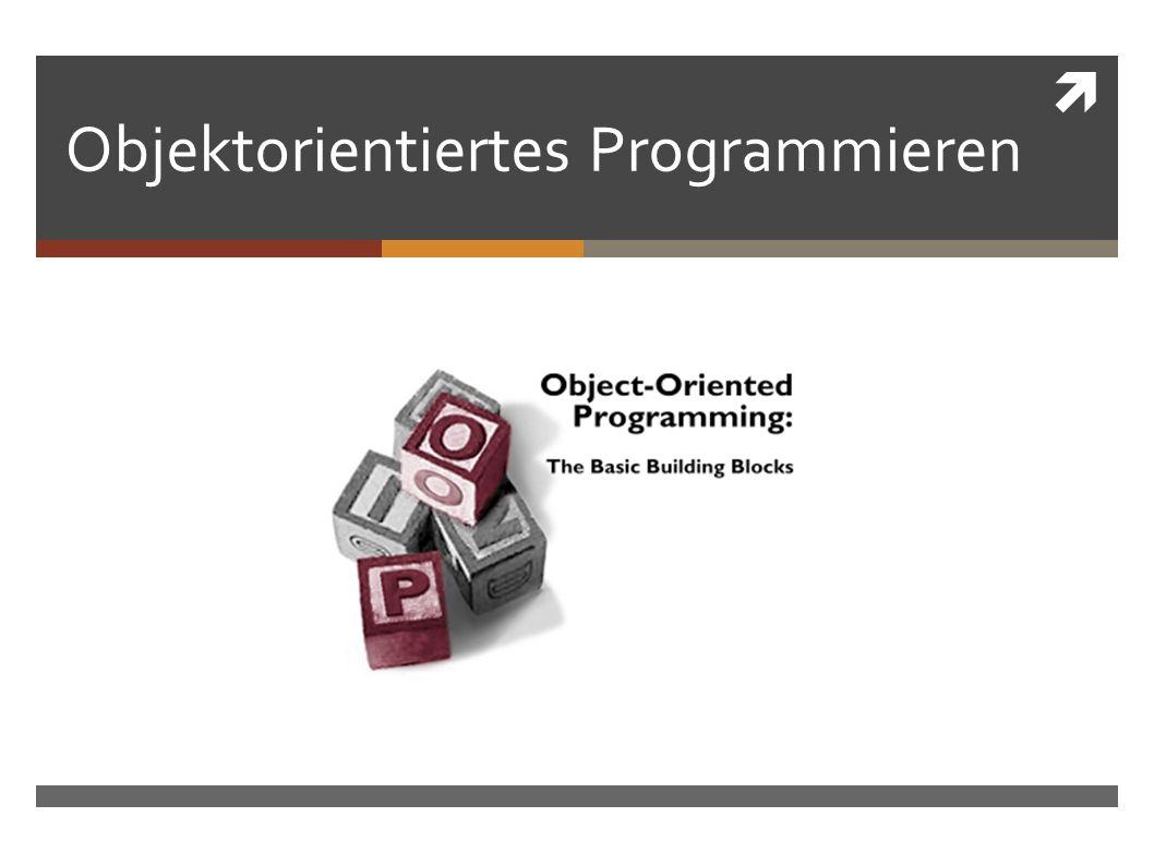 Vorteile der Vererbung (Beispiel) - name, adresse, telefon müssen nur einmal programmiert werden.