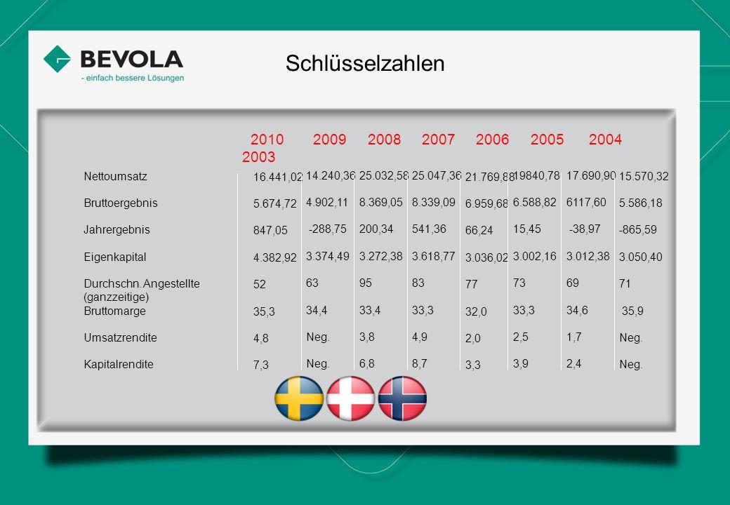 Schlüsselzahlen Nettoumsatz Bruttoergebnis Jahrergebnis Eigenkapital Durchschn.