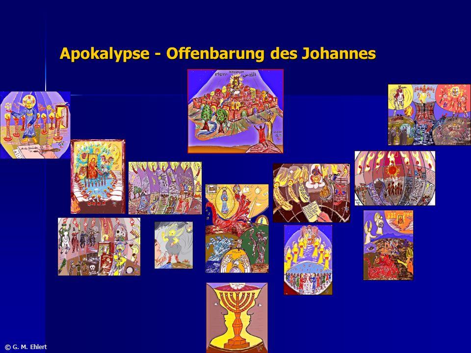 Apokalypse - Offenbarung des Johannes © G. M. Ehlert