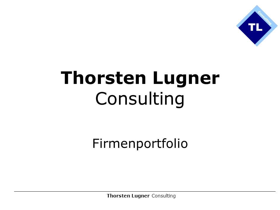 Thorsten Lugner Consulting Firmenportfolio