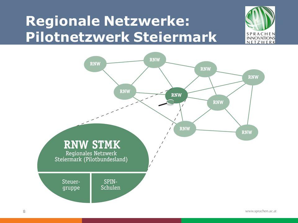 9 RNW Stmk: SPIN-Schulen (Stand 7.