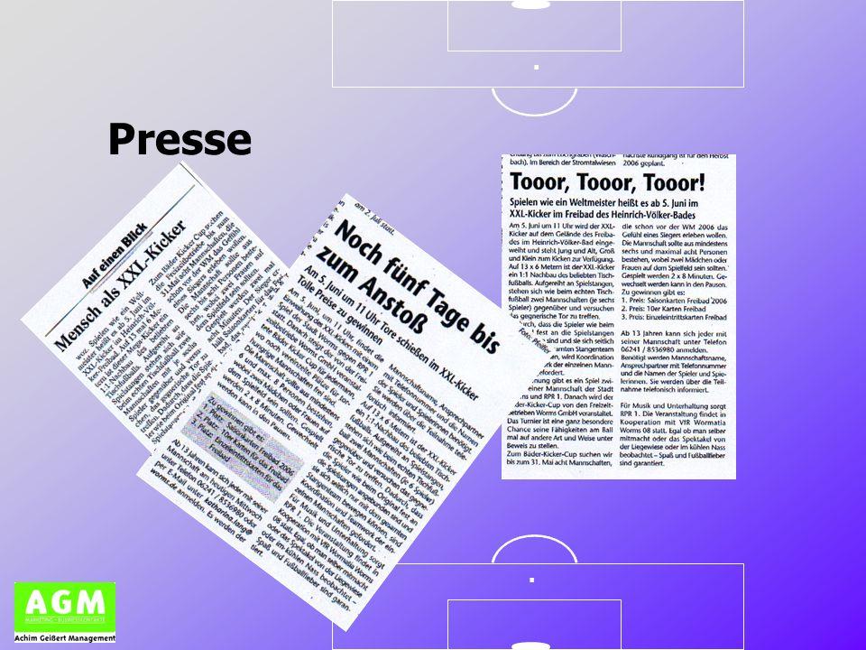 .. Presse