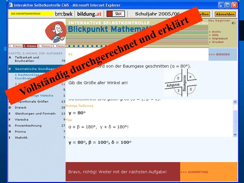 weiterzurück Blickpunkt Mathematik Das Autorenteam Rovina / Schmid wünscht Ihnen viel Spaß und Erfolg mit den Büchern der Reihe Blickpunkt Mathematik!