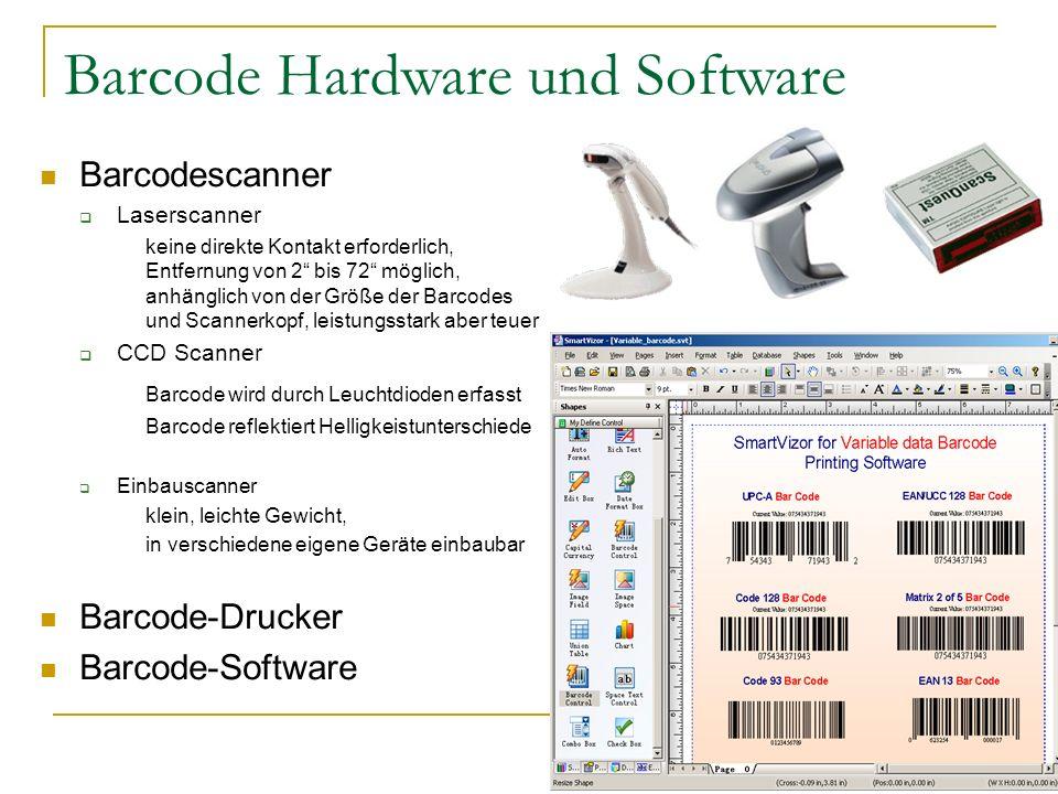 Barcodescanner Laserscanner keine direkte Kontakt erforderlich, Entfernung von 2 bis 72 möglich, anhänglich von der Größe der Barcodes und Scannerkopf
