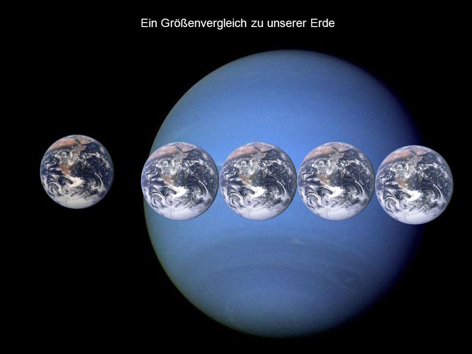 Kommen wir zu dem letzten Planeten unseres Sonnensystems und auch gleichzeitig, welcher von der Sonne am entferntesten ist.