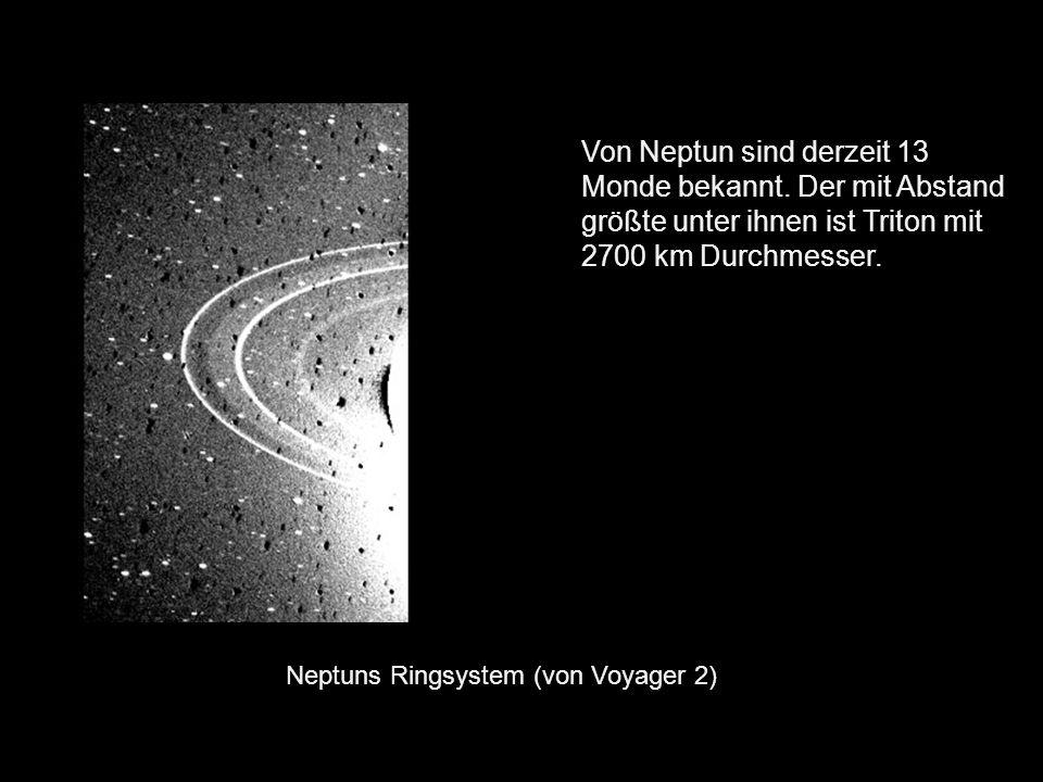 Neptun mit seinem Mond Triton